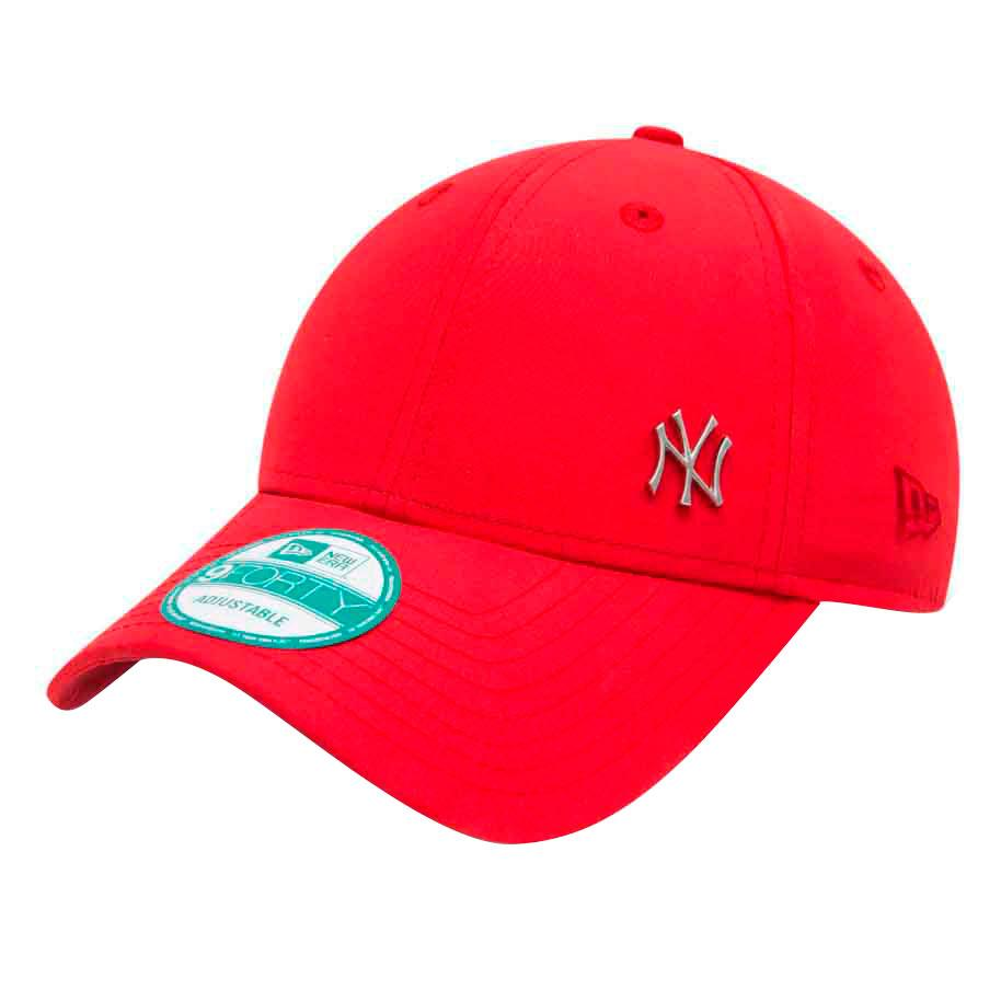 New Era 9forty Flawless New York Yankees One Size Red