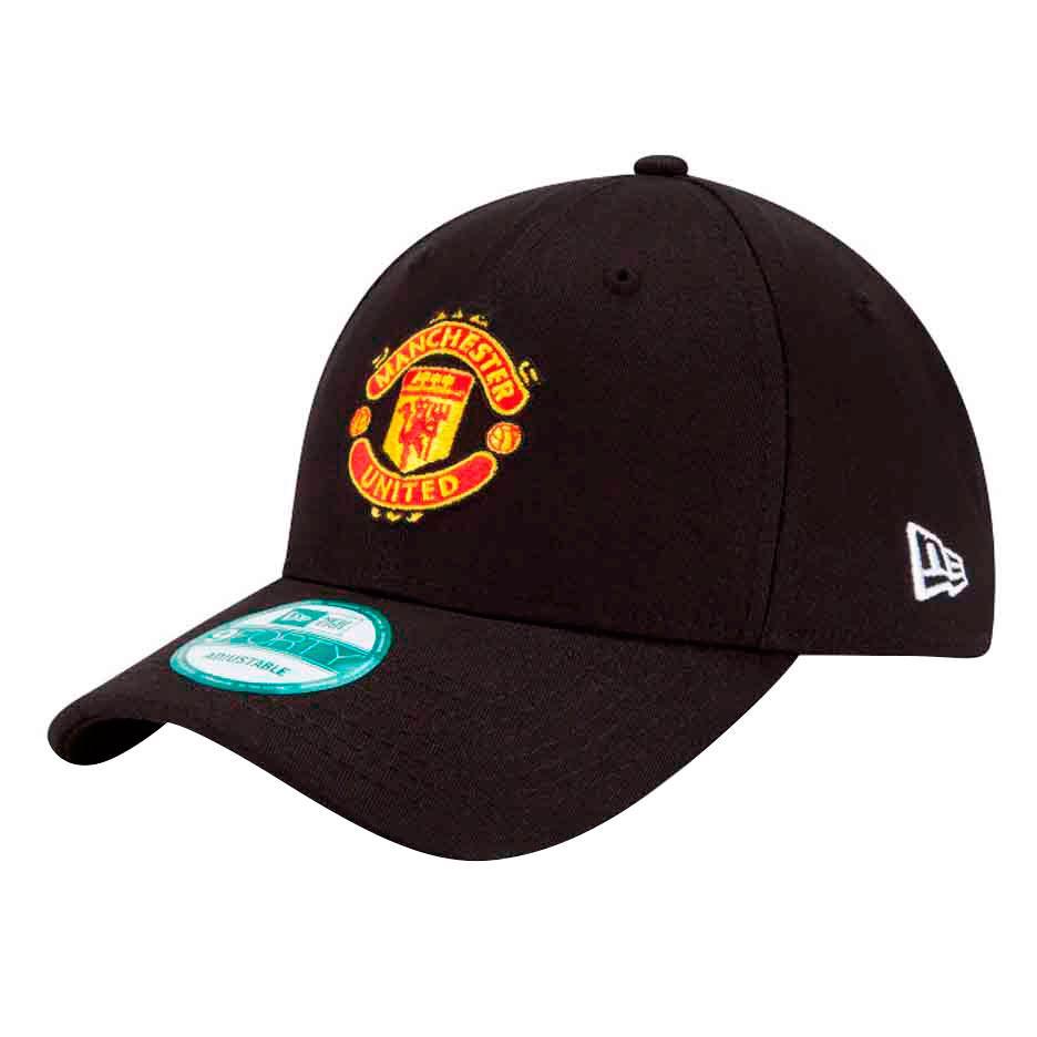 New Era 9fortymanchester United Fc One Size Black