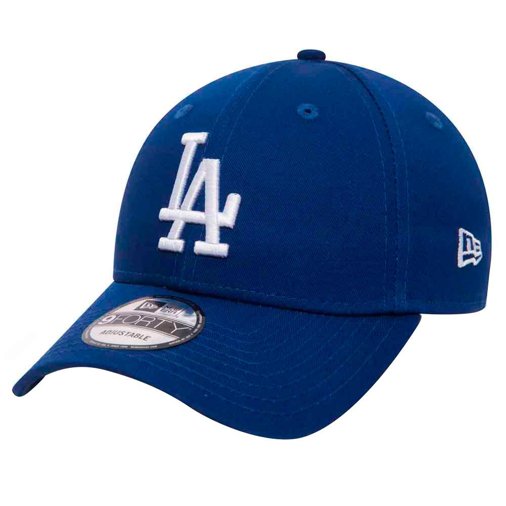 New Era Casquette 9forty Los Angeles Dodgers One Size Royal / White