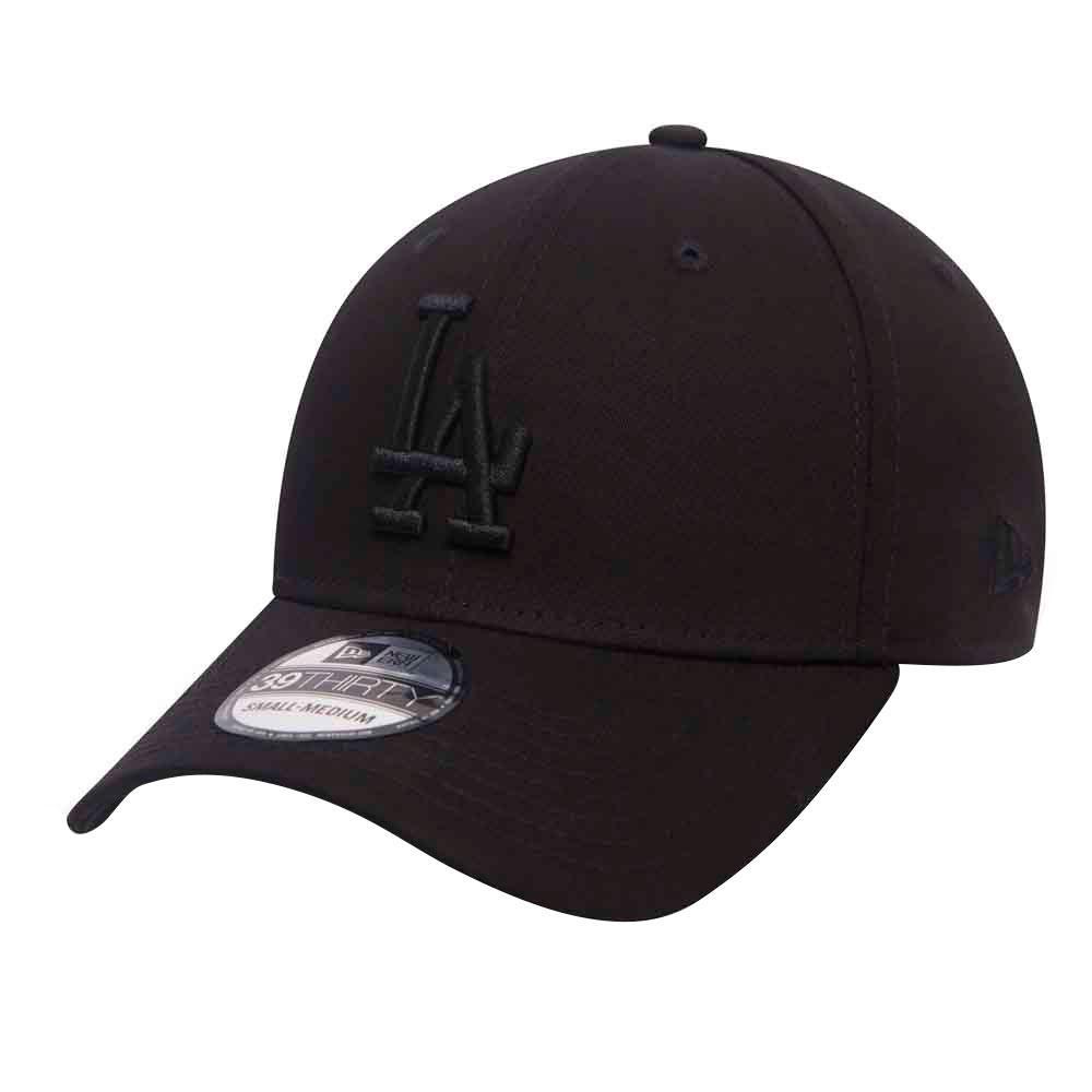 New Era Casquette 39thirty Los Angeles Dodgers XS-S Black