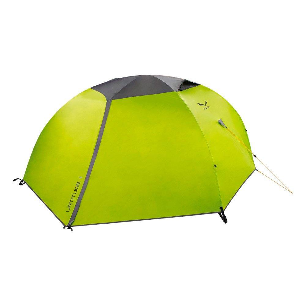 Salewa Latitude Ii Tent One Size Cactus / Grey