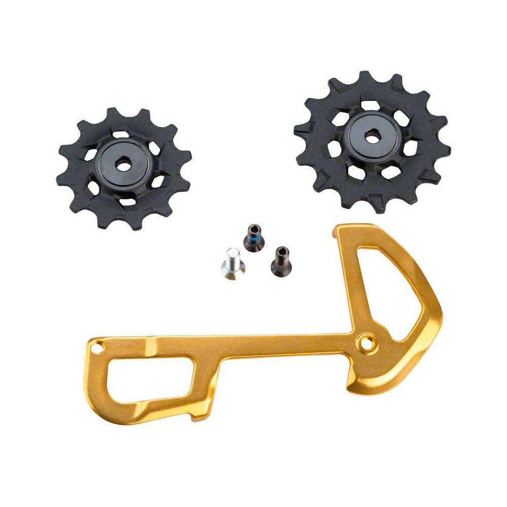 Sram Xx1 Eagle Interior Box/rollers Box/rollers Box/rollers Gold , Dérailleurs Sram , cyclisme 89041a