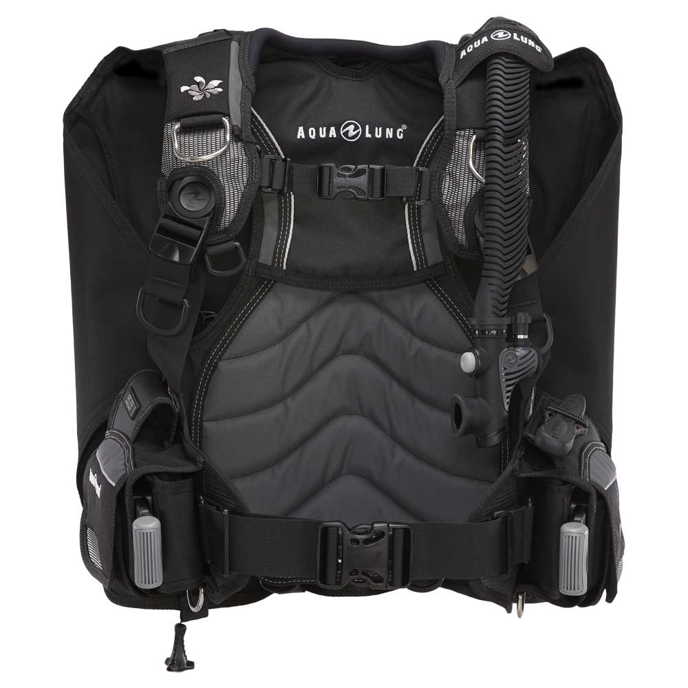 Aqualung Lotus Damen Tarierjacket XS-S Black Westen Lotus Damen Tarierjacket