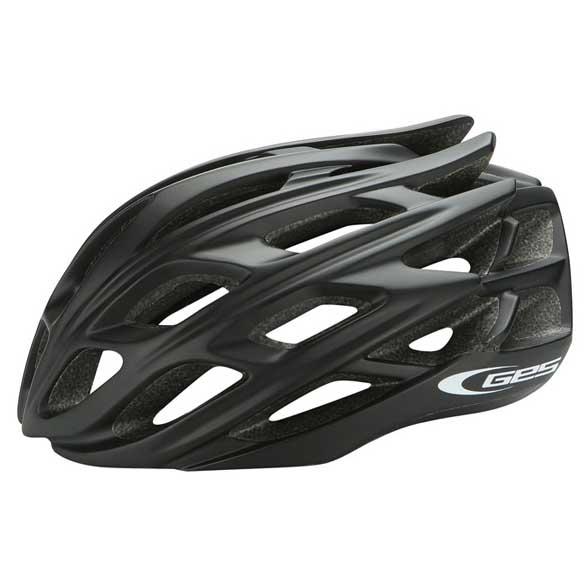 Ges Ultralite negro , Matt , Cascos Ges , negro ciclismo , Protecciones 036896