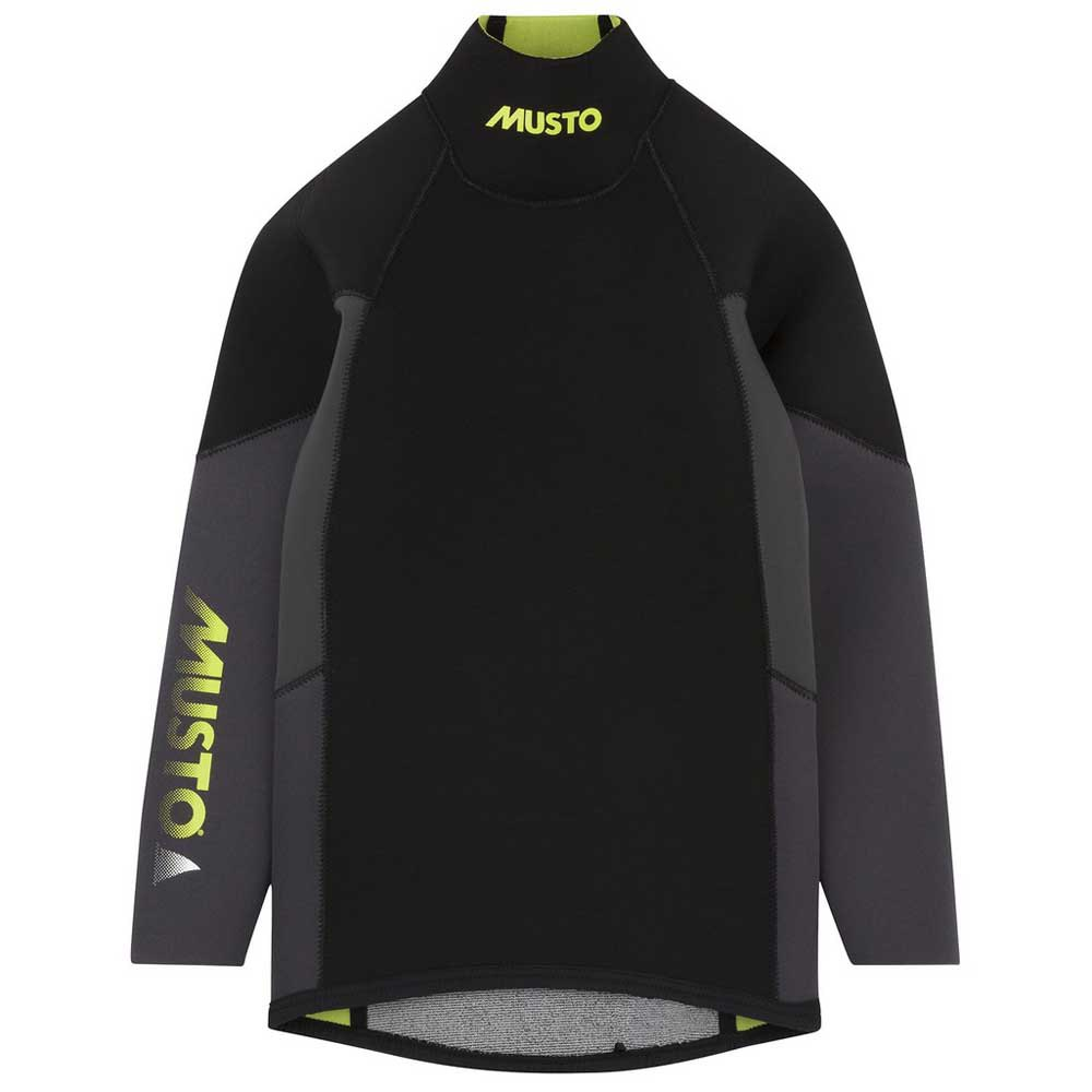 musto-youth-championship-thermohot-neoprene-top-m-black