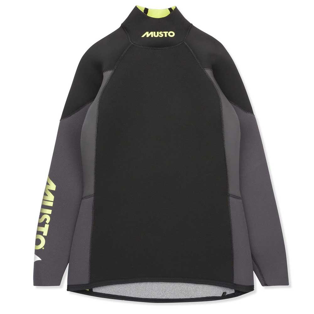 musto-championship-thermohot-neoprene-10-dark-grey-black