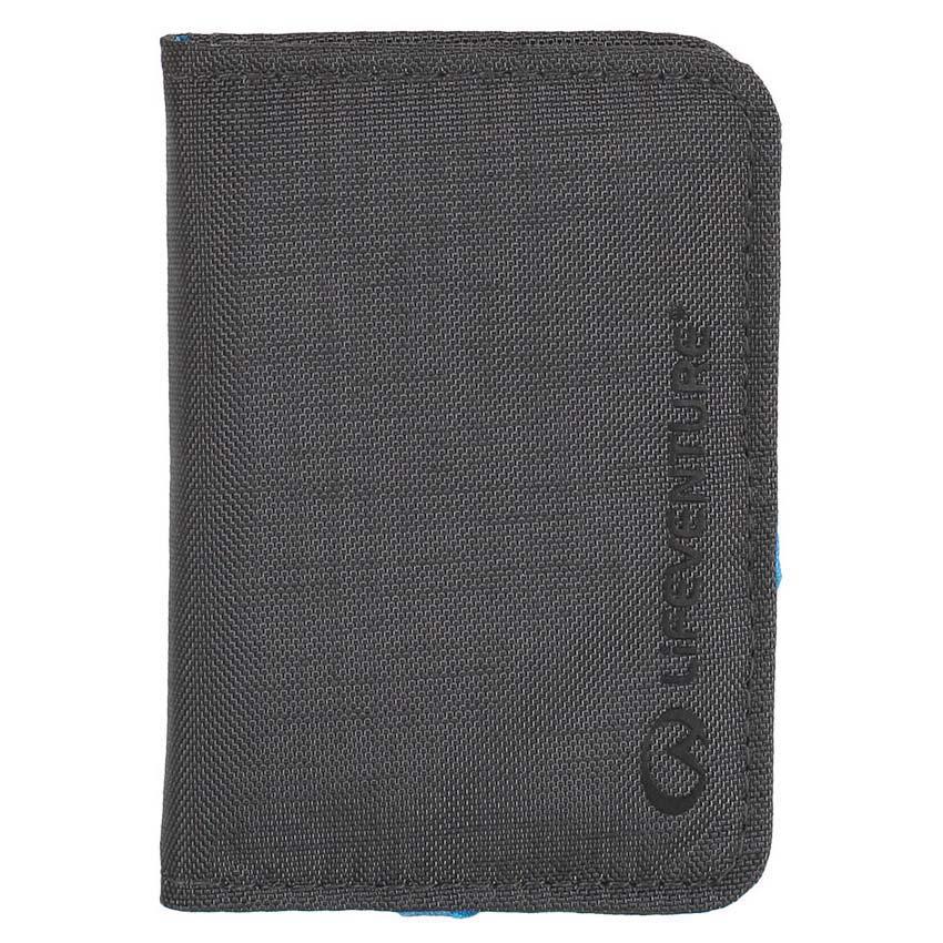 Lifeventure Rfid Card Wallet One Size Black
