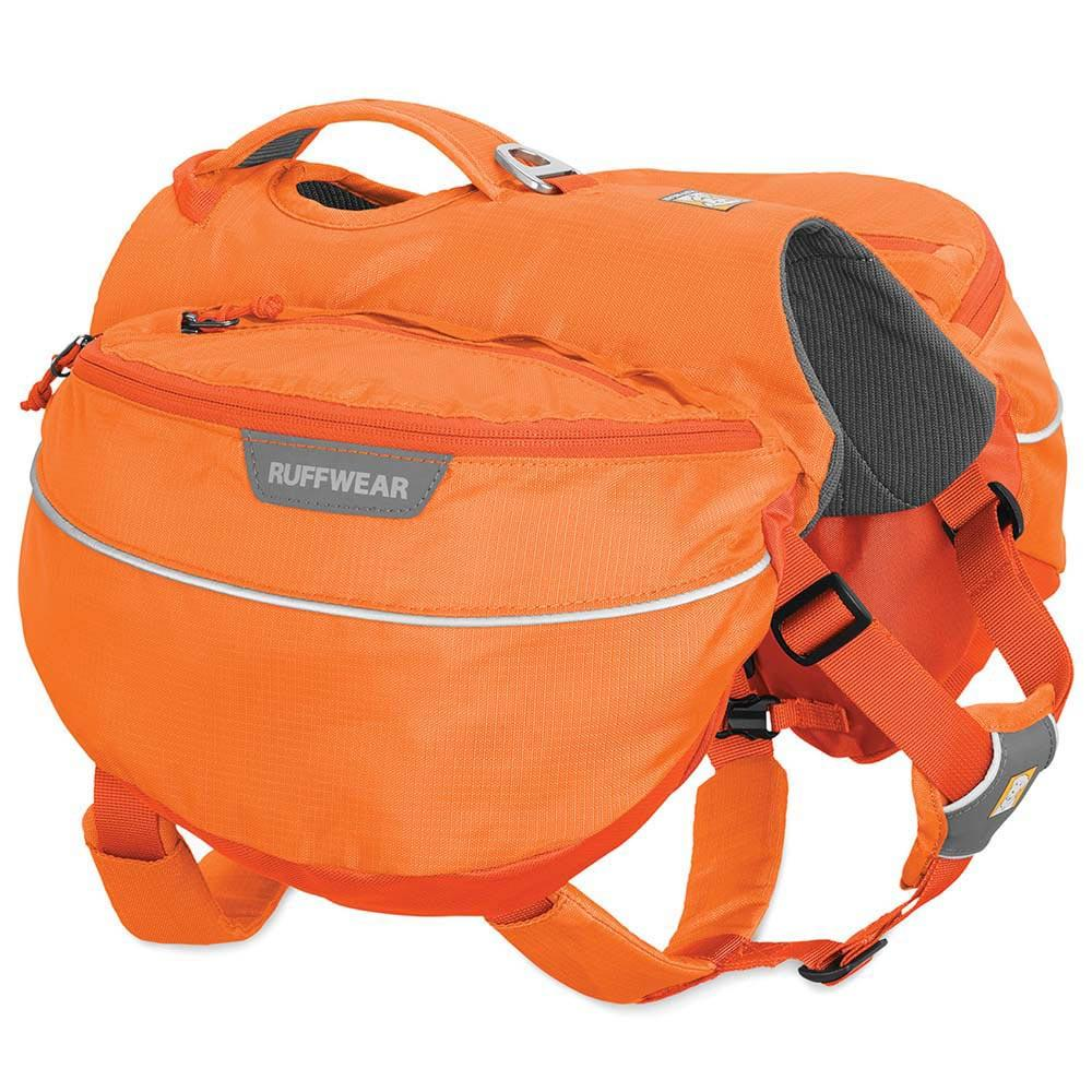 Ruffwear Approach Pack M Orange Poppy