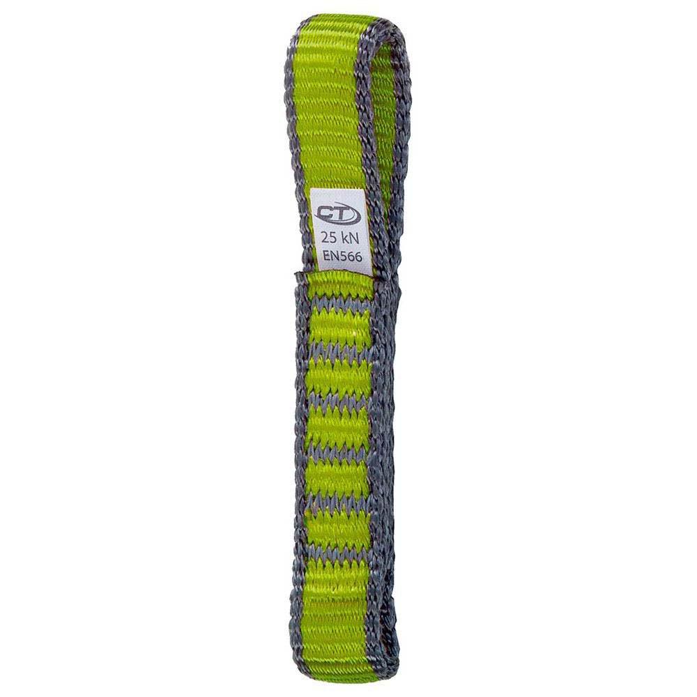 Climbing Technology Extender Ny 12 Cm 12 cm Green / Grey
