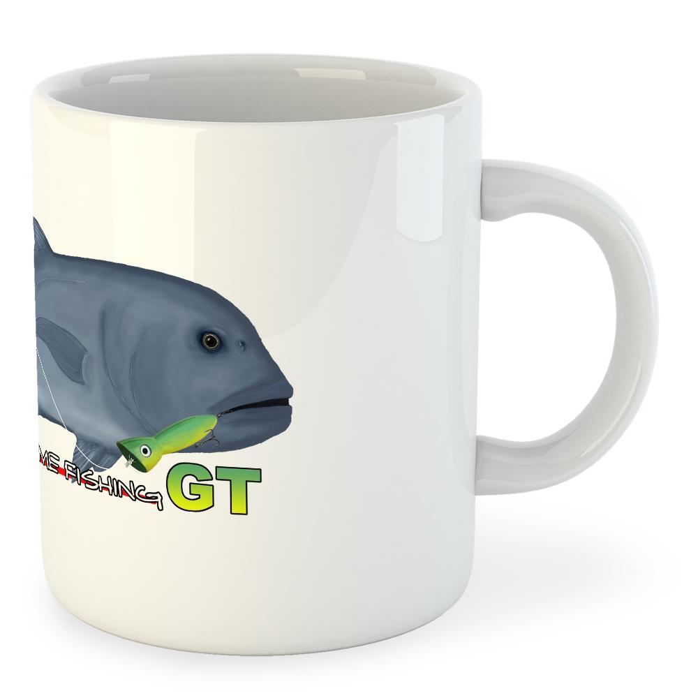 Kruskis Mug Gt Extreme Fishing Fishing Fishing blanco , Merchandising Kruskis , náutica f4649e