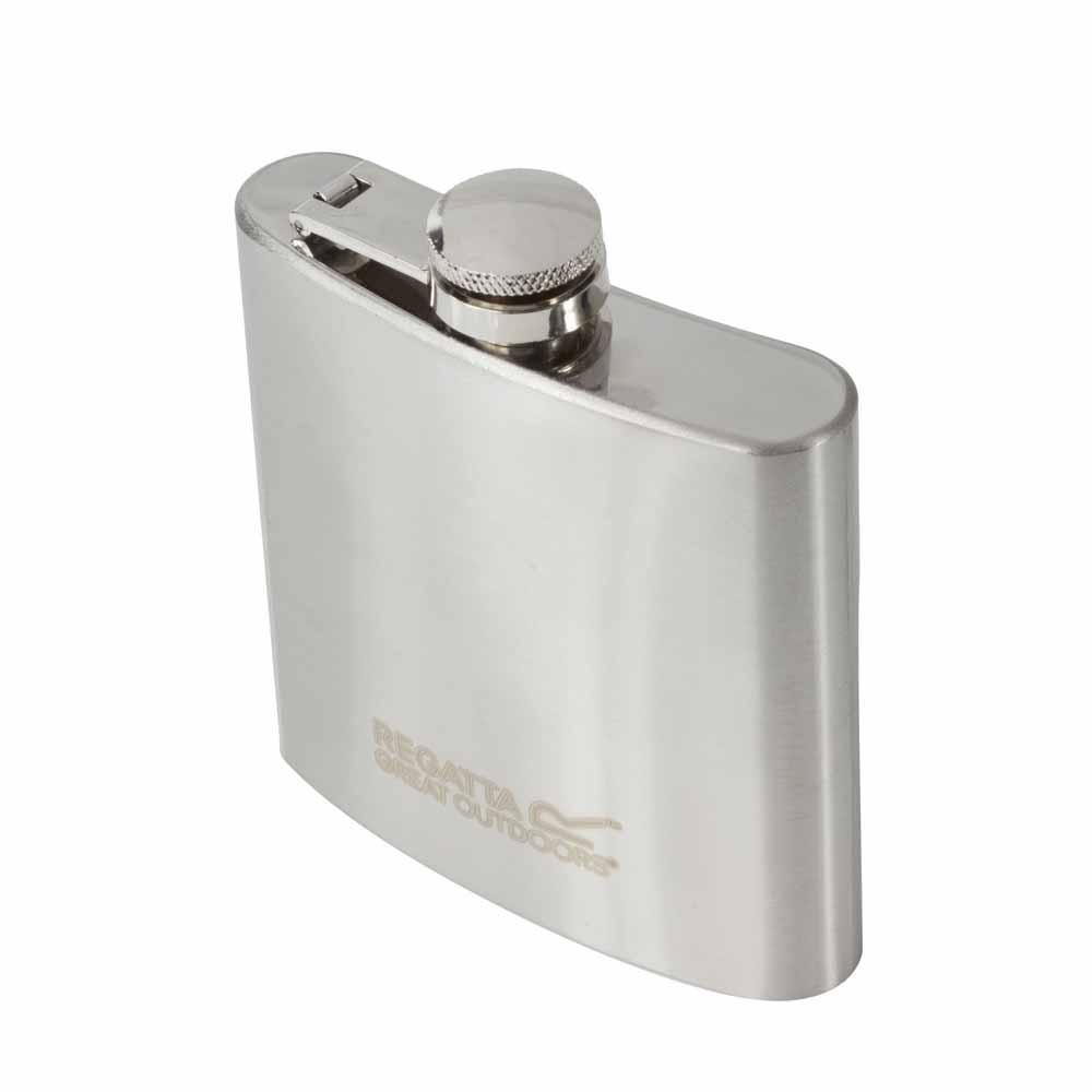 Regatta Hip Flask170ml One Size Silver