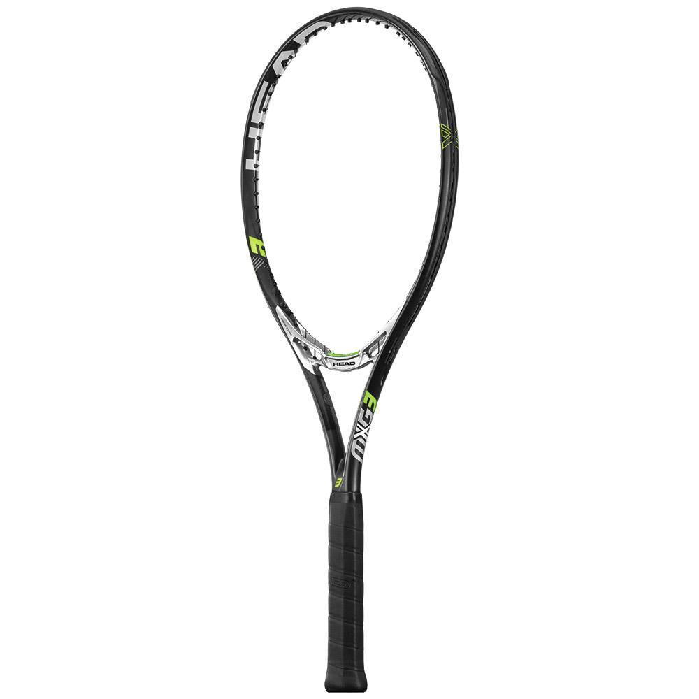 Head Racket Mxg 3 Unstrung 4 Grey / Green