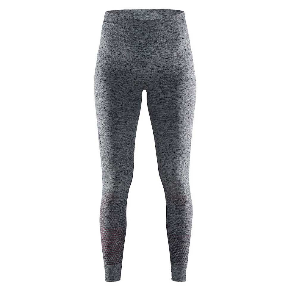 Craft Legging Core Seamless L Black Melange