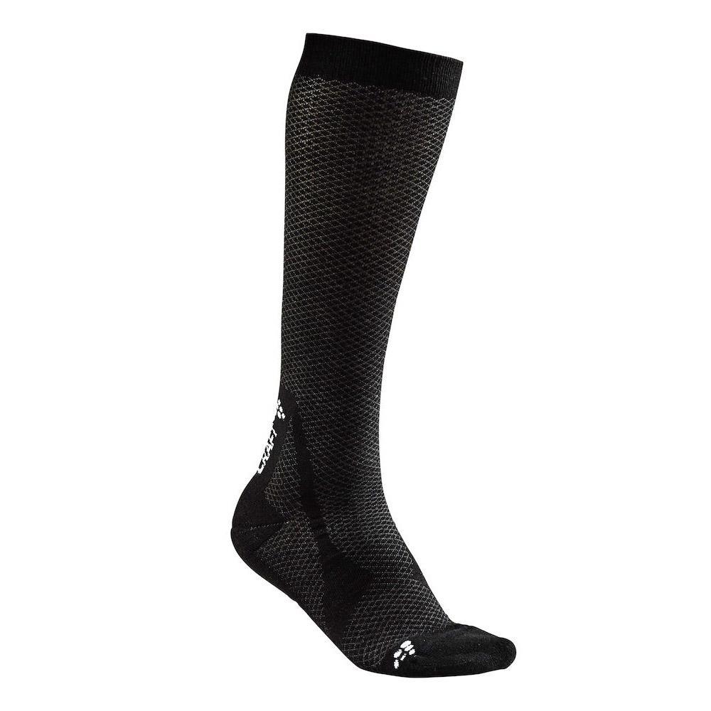 craft-warm-high-2-pack-sock-eu-46-48-black-white