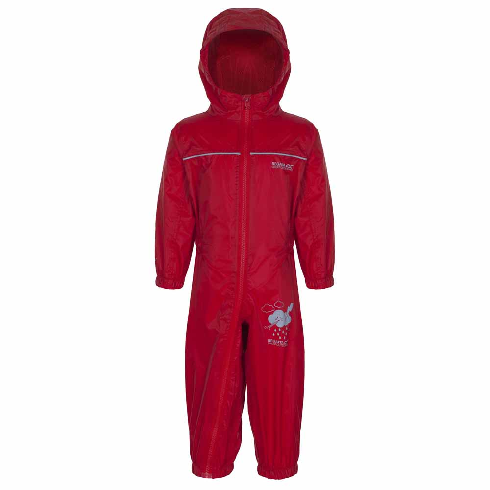 regatta-puddle-iv-6-12-months-pepper, 24.99 EUR @ trekkinn-france