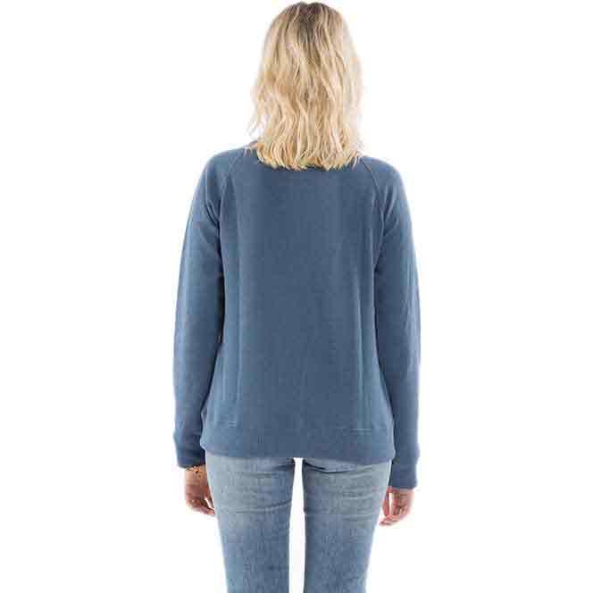 Billabong Cross Lace Lace Lace Blu , Magliette Billabong , sport , Abbigliamento donna 61acf4