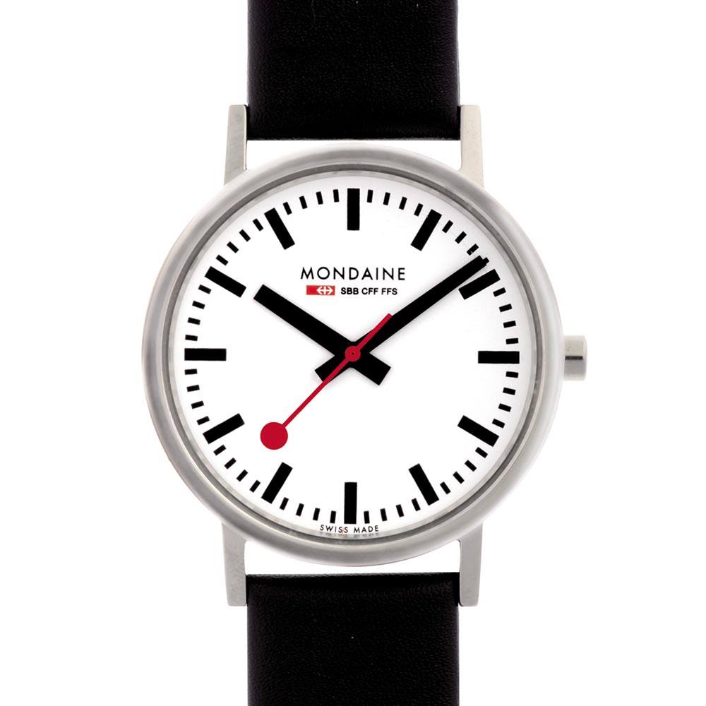 mondaine-classic-36-mm-white-black-leather-red-lining