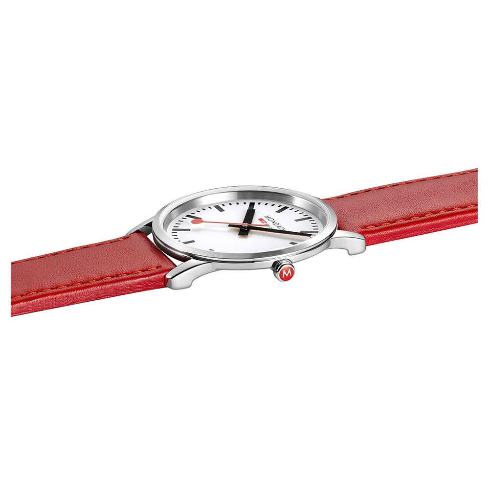 mondaine-simply-elegant-36-mm-white-red-leather