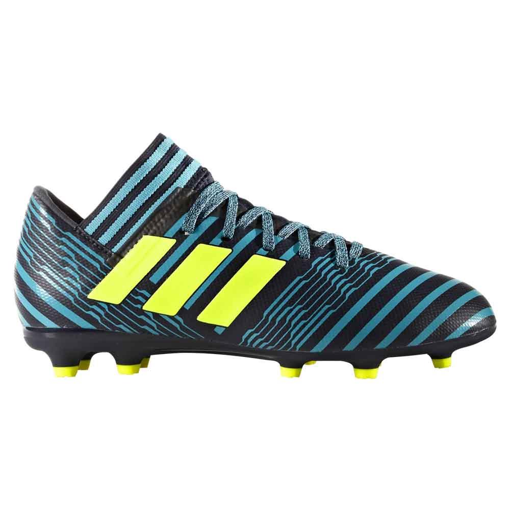 Adidas Nemeziz 17.3 Fg EU 38 Legend Ink / Solar Yellow / Energy Blue