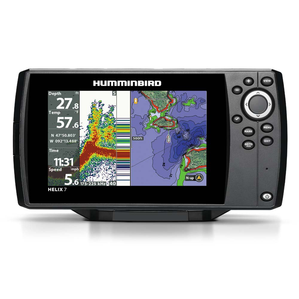 Humminbird 7x Helix 7x Humminbird Chirp Gps G2 MulticolouROT , Navigationsgeräte Humminbird 5be564