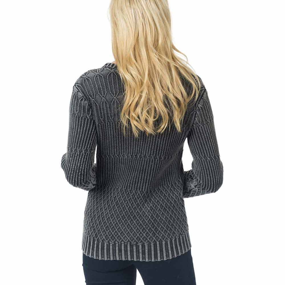Sylen Sweater Gray Pullover Granite Rip Sport Curl f5x0q5wO