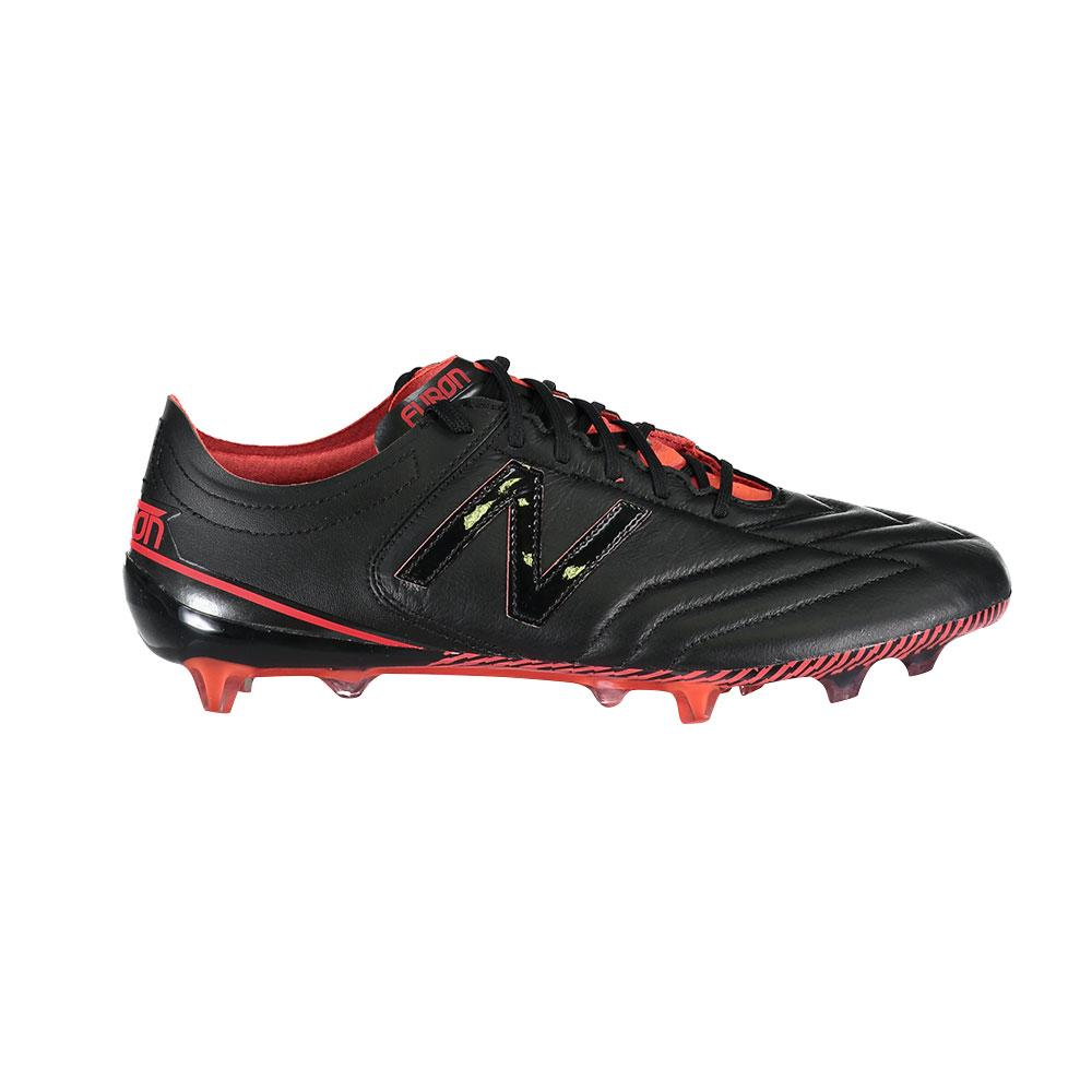 New Balance Furon 3.0 Leather Fg EU 41 1/2 Black / Red