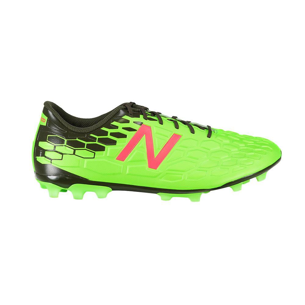 New Ag Balance Visaro 2.0 Mid Level Ag New Green / Cherry / Black , Football , football 676cac