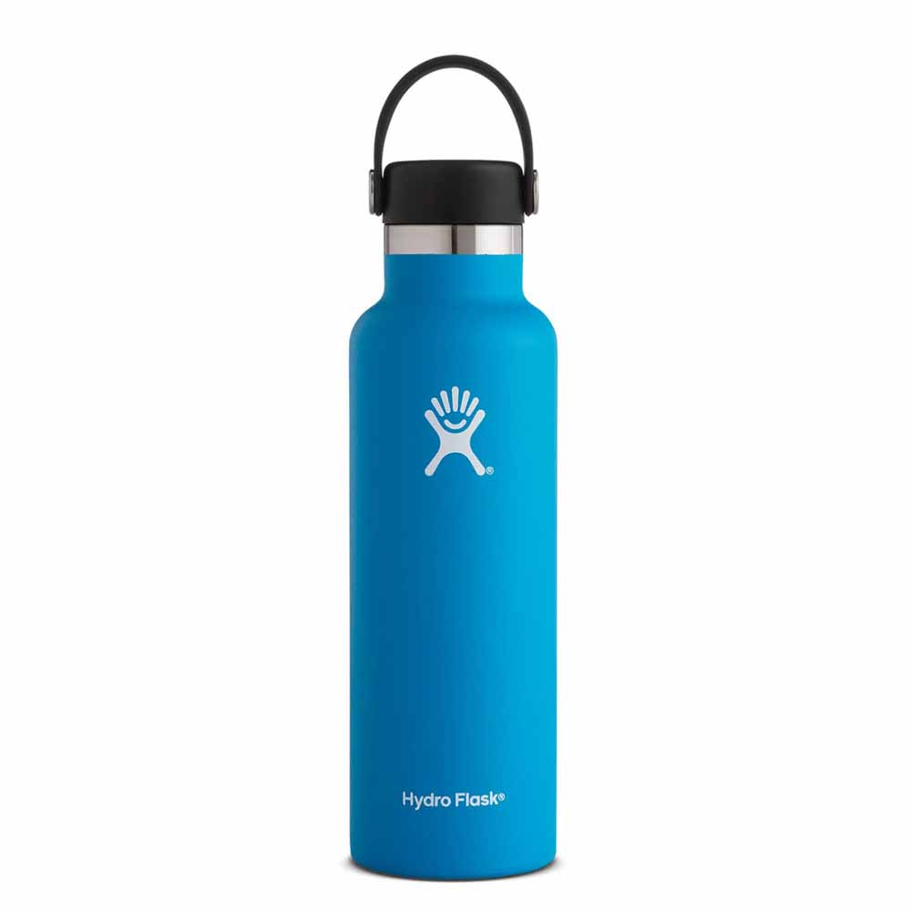 Hydro Flask Standard Mouth 620ml One Size Pacific / Standard Flex Cap