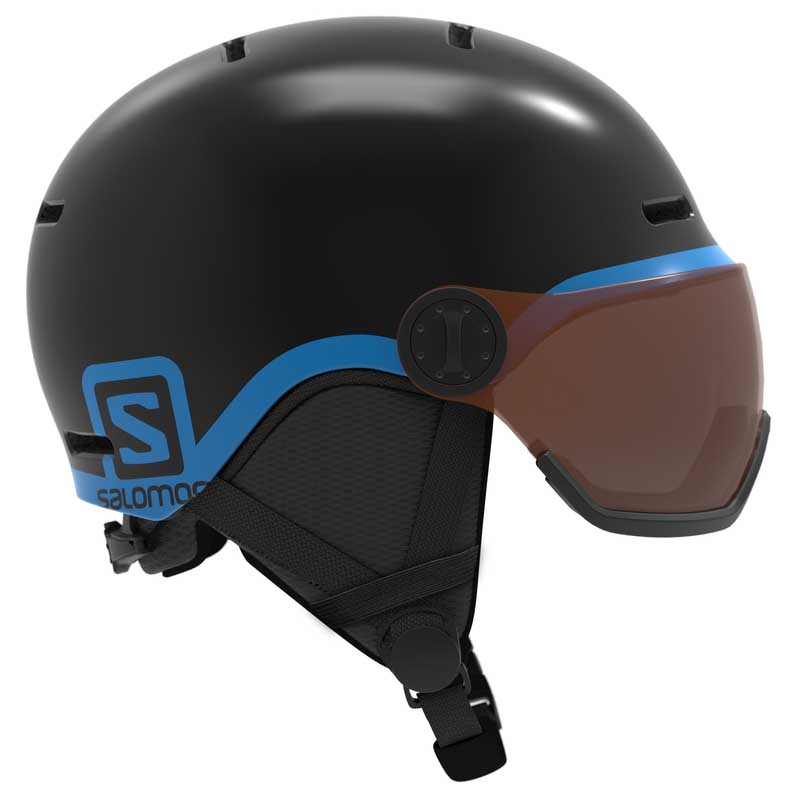 salomon-grom-visor-s-black