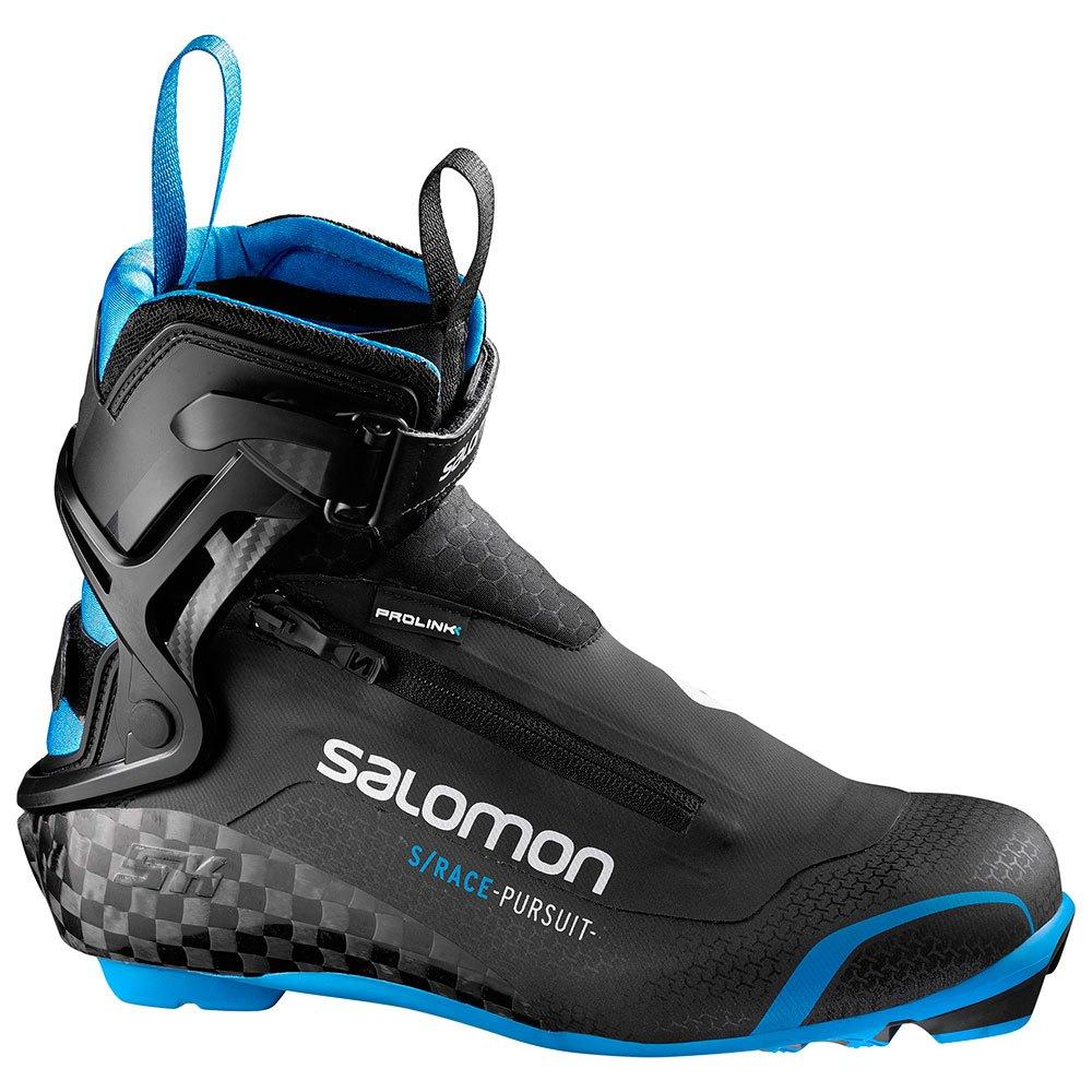 salomon-s-race-pursuit-prolink-eu-36-black-blue