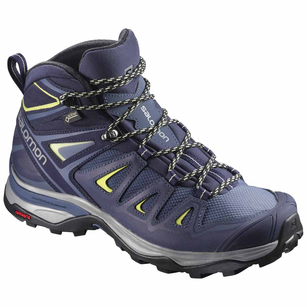 Salomon X Ultra 3 Mid Goretex EU 36 Crown Blue / Evening Blue