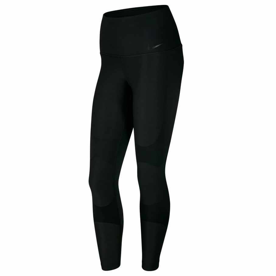 Nike Legging Power Legend Taille Haute XS Black / Black / Black
