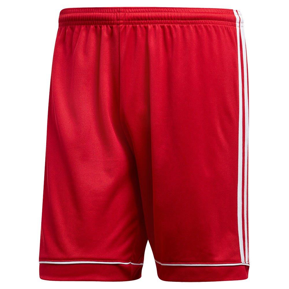 Adidas Short Squadra 17 S Power Red / White