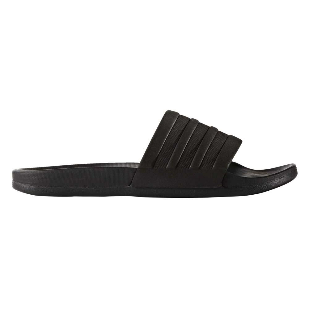 92e8b17f8c9 ... Adilette CF Mono Black Rubber Men Sports Sandal Slippers Slides S82137  UK 5. About this product. Picture 1 of 9  Picture 2 of 9  Picture 3 of 9   Picture ...