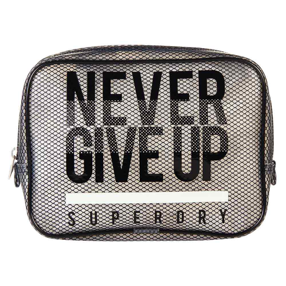 Superdry Super Fit Sport Jelly Pouch One Size Black