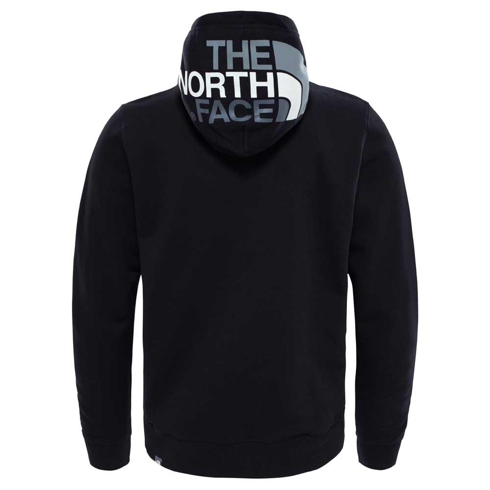 felpa THE NORTH FACE Seasonal Drew Peak Pullover Hoodie Black