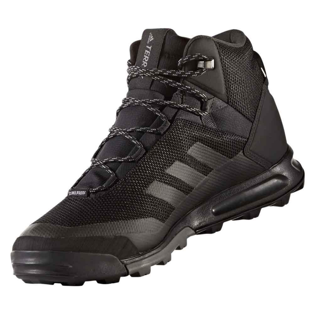 Detalles de Adidas Terrex Tivid Mid Cp Negro T97624 Botas Negro , Botas adidas , montaña