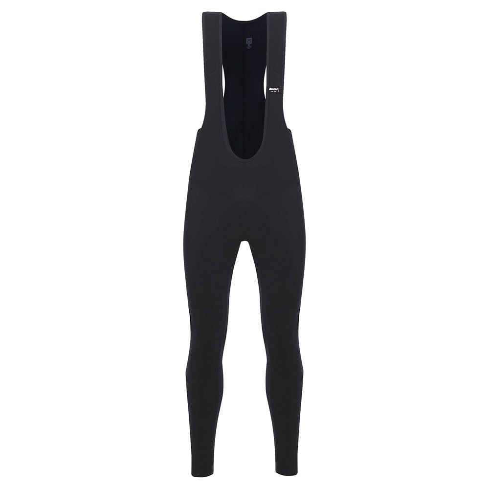 Santini Lava Thermal Tights XXXXL Black
