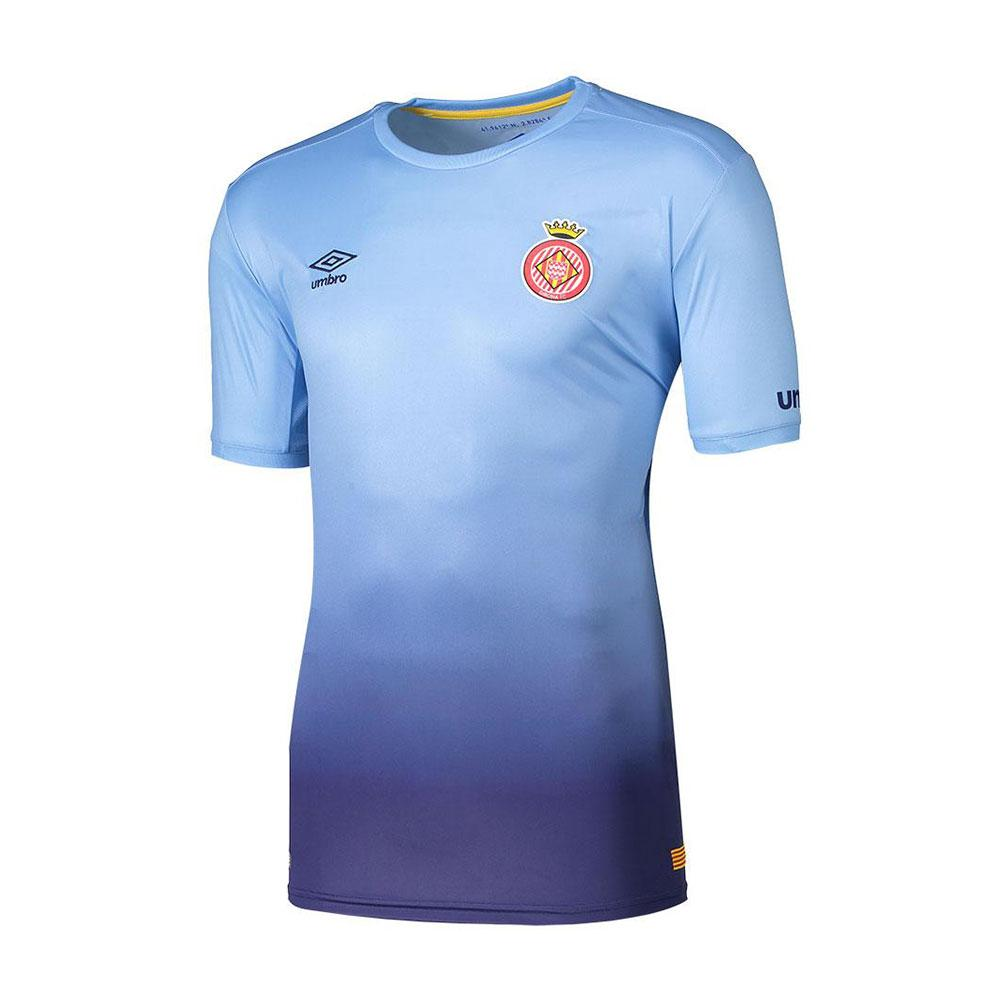 Umbro Girona Fc Extérieur 17/18 Junior 8 Years Blue