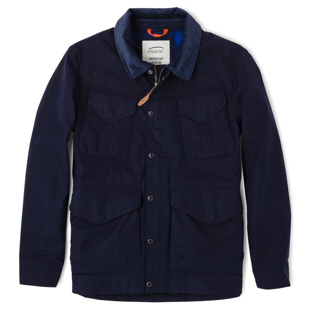 Vinloch Oxbow Bleu Sports Homme Vestes Vêtements 8BBwqrd
