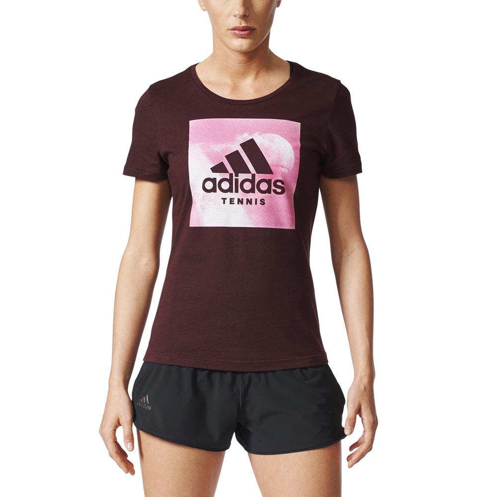 Adidas Category Tennis M Dark Burgundy