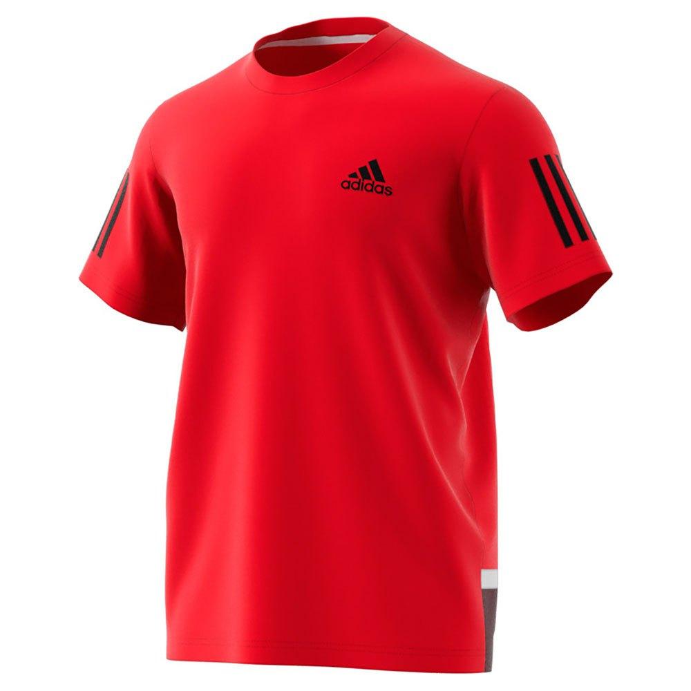 Adidas Club S Scarlet / White / Dark Burgundy
