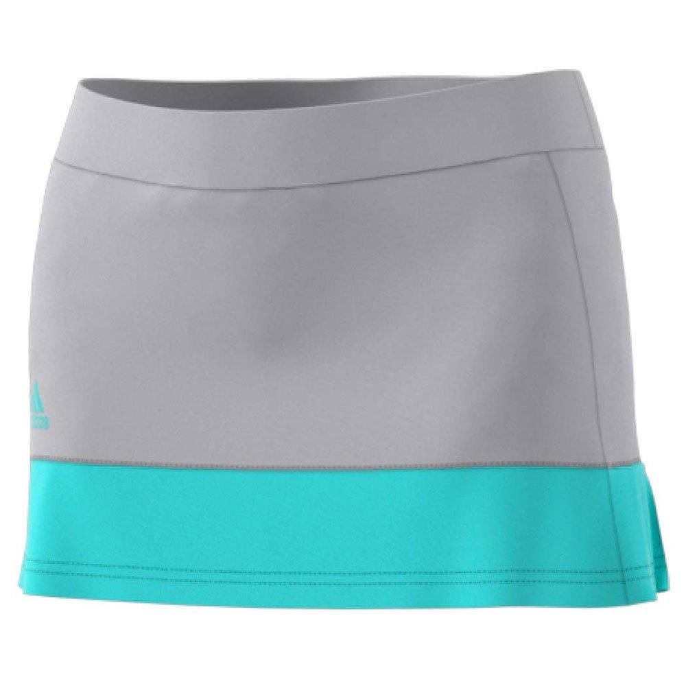 Adidas Court Jupe XXS Grey Two / Energy Aqua