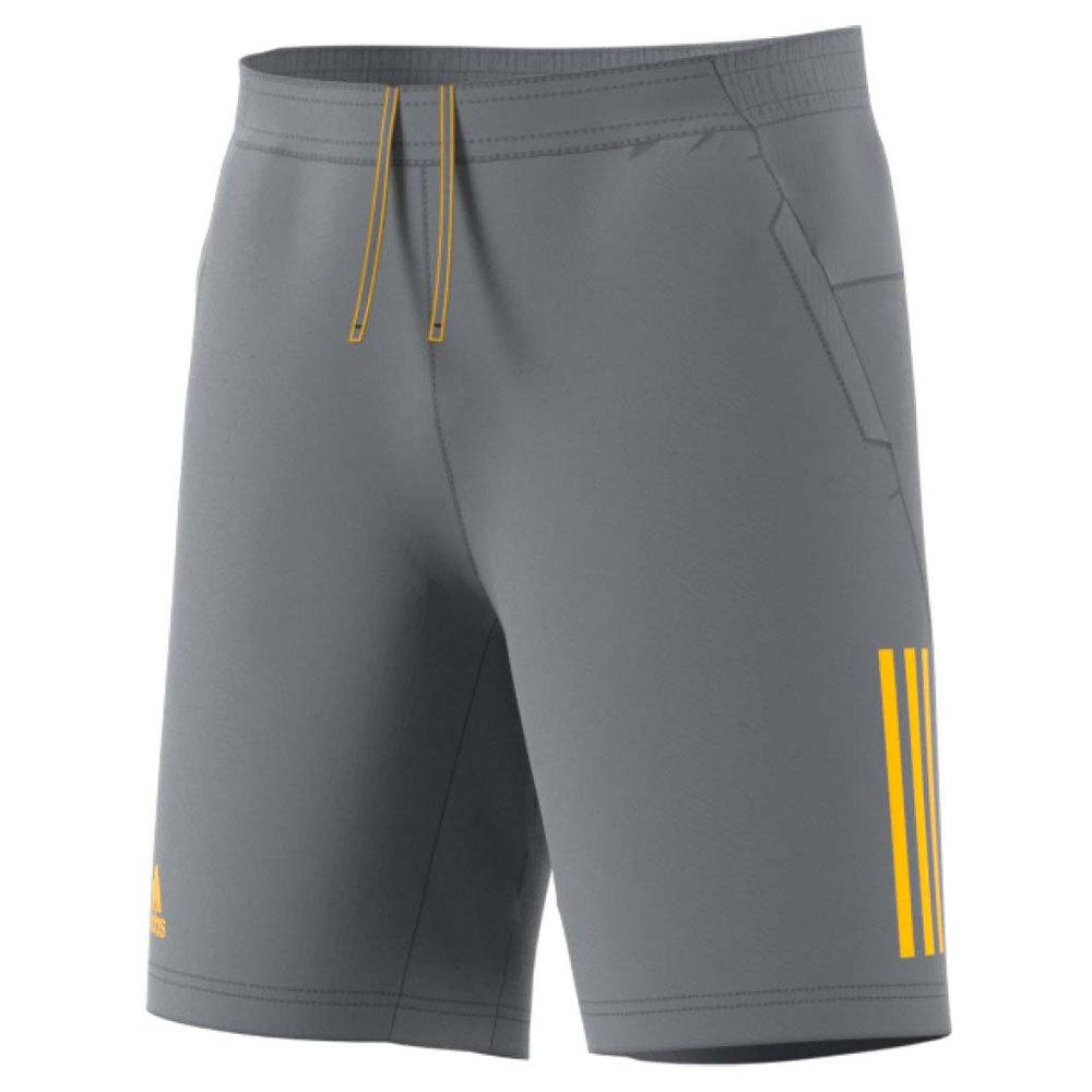 Adidas Short Club S Grey Three / EQT Yellow / EQT Yellow