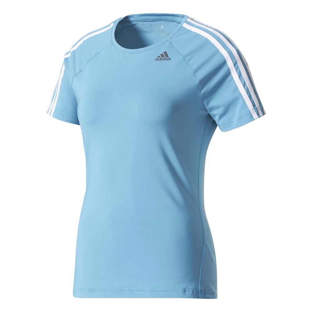 Adidas-D2m-3-Stripes-Bleu-Female-M