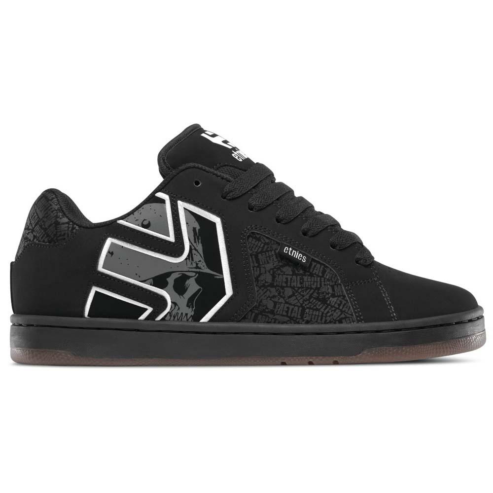 Baskets Chaussures 2 Homme Mulisha Etnies Metal Fader Noir Sports wHFXn7q