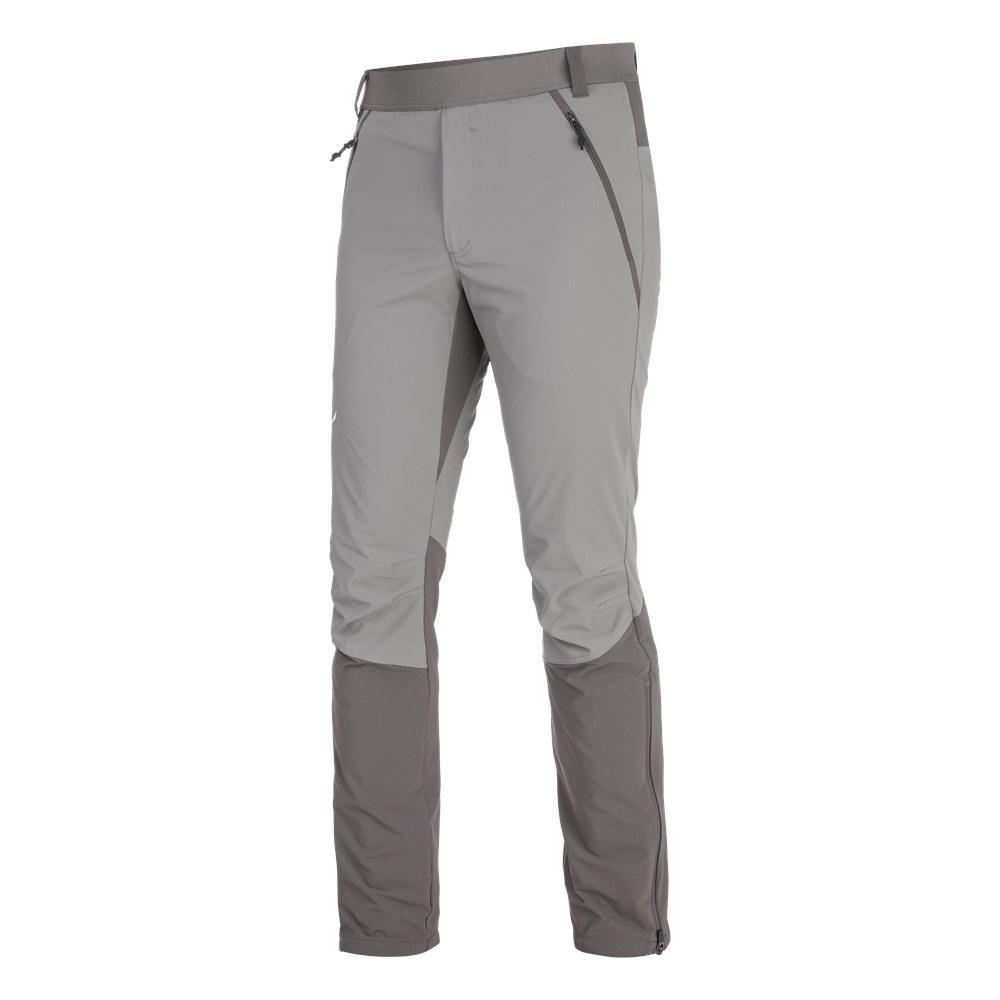 Salewa Pedroc Stormwall/durastretch Pants XXL Quiet Shade / Magnet
