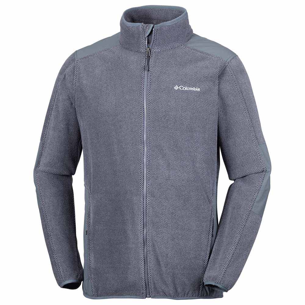 Full Hiker Columbia Gris Zip Fleece Tough Montagne Polaires qvaRvT