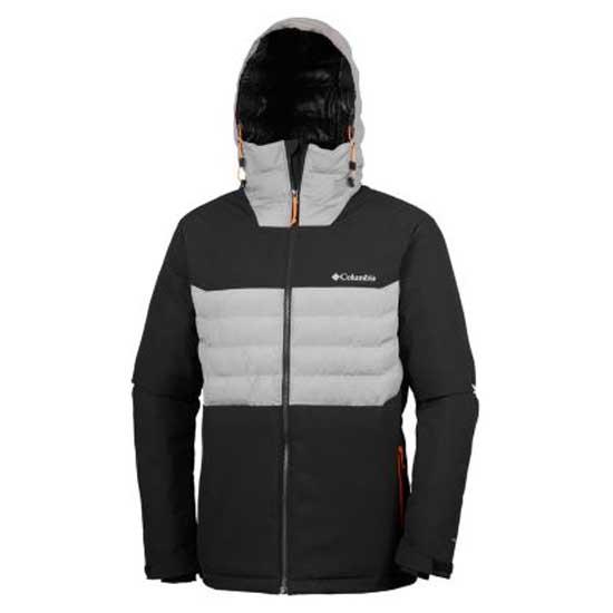 Columbia Alpine Action J giacca, arancione/nero... uomo, UOMO, WM1058, arancione/nero... giacca, b0b187