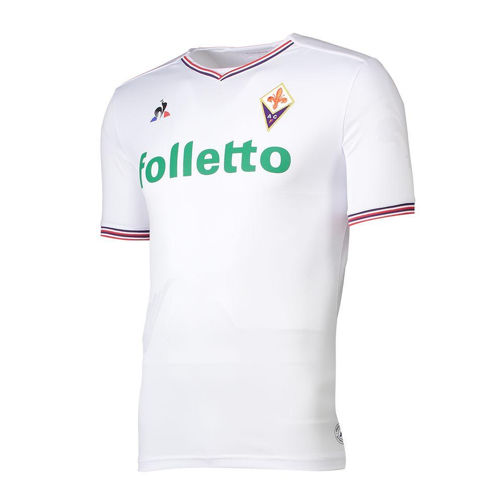 Le Coq Coq Coq Sportif Fiorentina Maillot Pro With Sp S s